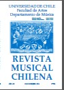 Revista Musical Chilena